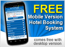 FREE Mobile Hotel Booking System