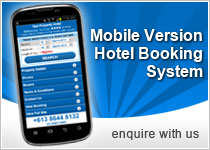 Mobile Hotel Booking System